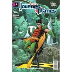 JÓVENES TITANES Nº 4