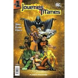 JÓVENES TITANES Nº 1