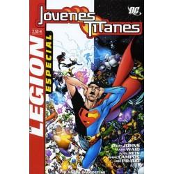 JÓVENES TITANES: ESPECIAL LA LEGIÓN