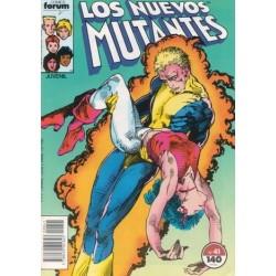 LOS NUEVOS MUTANTES VOL.1 Nº 41