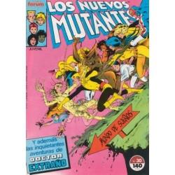 LOS NUEVOS MUTANTES VOL.1 Nº 30