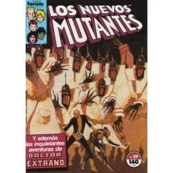 LOS NUEVOS MUTANTES VOL.1 Nº 29