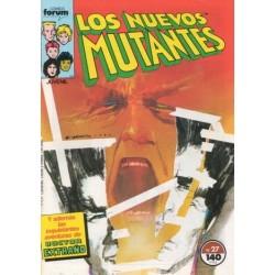 LOS NUEVOS MUTANTES VOL.1 Nº 27