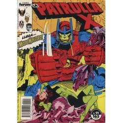 PATRULLA X VOL.1 Nº 91