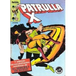 PATRULLA X VOL.1 Nº 45