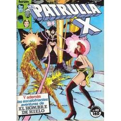 PATRULLA X VOL.1 Nº 40