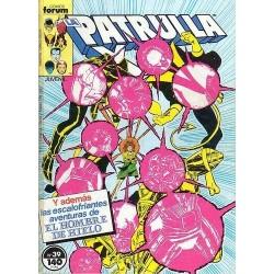 PATRULLA X VOL.1 Nº 39