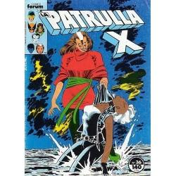 PATRULLA X VOL.1 Nº 36