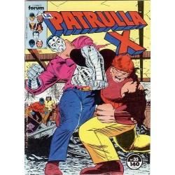 PATRULLA X VOL.1 Nº 35