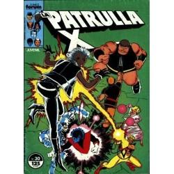 PATRULLA X VOL.1 Nº 30