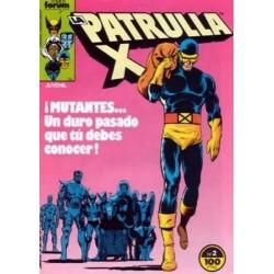 PATRULLA X VOL.1 Nº 2