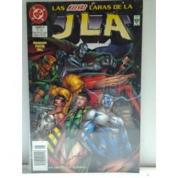 JLA Nº 2 LAS NUEVAS CARAS DE LA JLA
