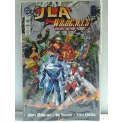 JLA - WILDCATS