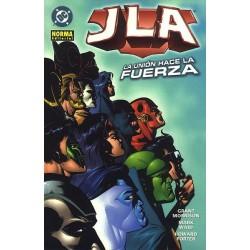 JLA: LA UNIÓN HACE LA FUERZA