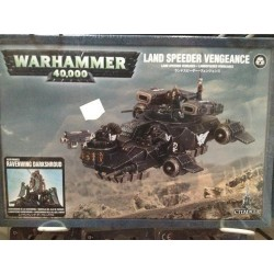 LAND SPEEDER VENGANZA