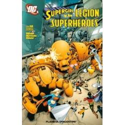 SUPERGIRL Y LA LEGIÓN DE SUPERHÉROES Nº 10
