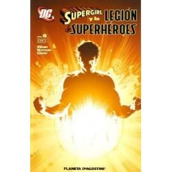 SUPERGIRL Y LA LEGIÓN DE SUPERHÉROES Nº 9