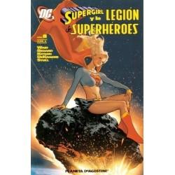 SUPERGIRL Y LA LEGIÓN DE SUPERHÉROES Nº 8