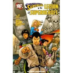 SUPERGIRL Y LA LEGIÓN DE SUPERHÉROES Nº 7
