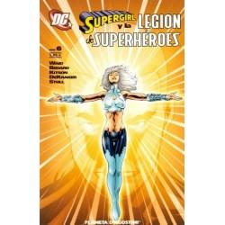 SUPERGIRL Y LA LEGIÓN DE SUPERHÉROES Nº 6