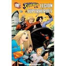 SUPERGIRL Y LA LEGIÓN DE SUPERHÉROES Nº 5