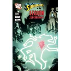 SUPERGIRL Y LA LEGIÓN DE SUPERHÉROES Nº 4