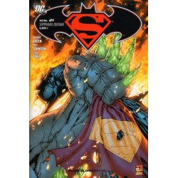 SUPERMAN-BATMAN VOL.2 Nº 21