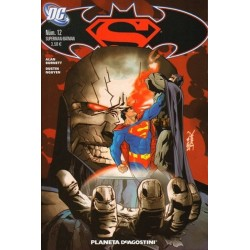 SUPERMAN-BATMAN VOL.2 Nº 12
