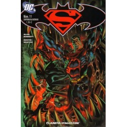 SUPERMAN-BATMAN VOL.2 Nº 11