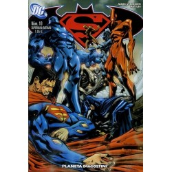 SUPERMAN-BATMAN VOL.2 Nº 10