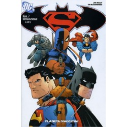 SUPERMAN-BATMAN VOL.2 Nº 7