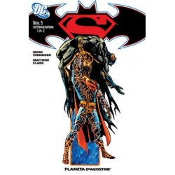 SUPERMAN-BATMAN VOL.2 Nº 5