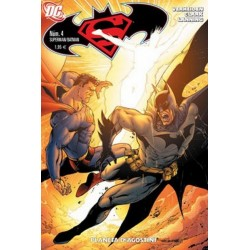 SUPERMAN-BATMAN VOL.2 Nº 4