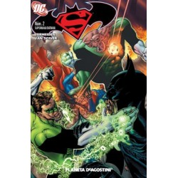 SUPERMAN-BATMAN VOL.2 Nº 2