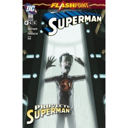 SUPERMAN VOL.2 Nº 59 FLASHPOINT