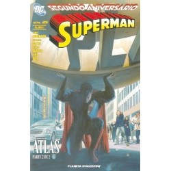SUPERMAN VOL.2 Nº 25