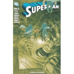 SUPERMAN VOL.2 Nº 9