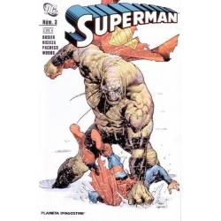 SUPERMAN VOL.2 Nº 3