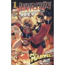 INVASIÓN SECRETA: MS. MARVEL Nº 1