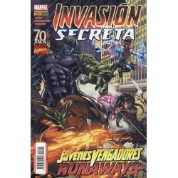 INVASIÓN SECRETA: JÓVENES VENGADORES Y RUNAWAYS