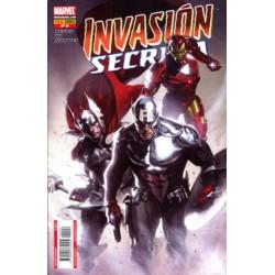 INVASIÓN SECRETA Nº 6