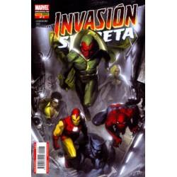 INVASIÓN SECRETA Nº 2