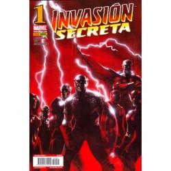 INVASIÓN SECRETA Nº 1