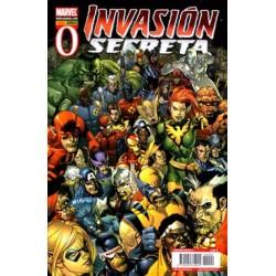 INVASIÓN SECRETA Nº 0