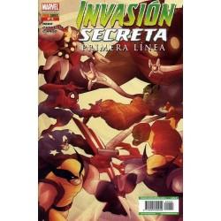 INVASIÓN SECRETA: PRIMERA LÍNEA Nº 5