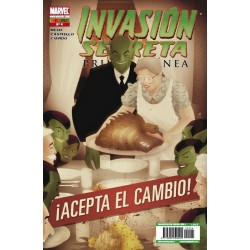 INVASIÓN SECRETA: PRIMERA LÍNEA Nº 4