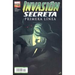 INVASIÓN SECRETA: PRIMERA LÍNEA Nº 3