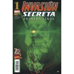 INVASIÓN SECRETA: PRIMERA LÍNEA Nº 1