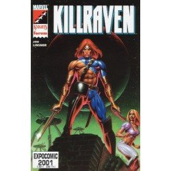 MARVEL KNIGHTS KILLRAVEN