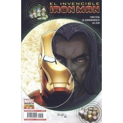 IRON MAN Nº 36 EL INVENCIBLE IRON MAN